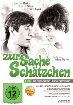 Zur Sache Schätzchen - DVD