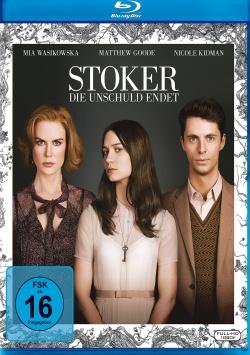 Stoker – Blu-Ray