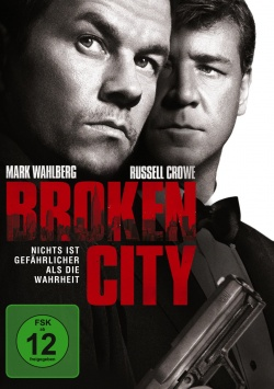 Broken City – DVD
