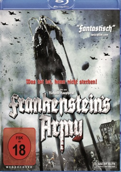 Frankenstein`s Army – Blu-Ray