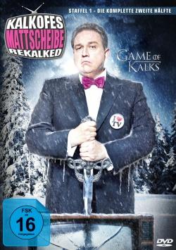 Kalkofes Mattscheibe REKALKED – Die komplette zweite Hälfte von Staffel 1 - DVD