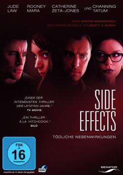 Side Effects – Tödliche Nebenwirkungen – DVD