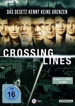 Crossing Lines – Die komplette 1. Staffel - DVD