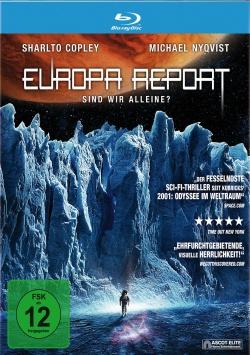 Europa Report – Blu-Ray