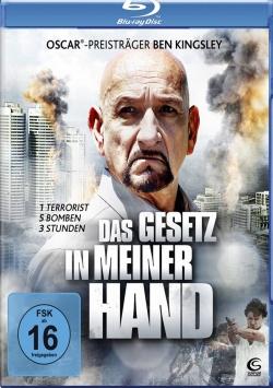 Das Gesetz in meiner Hand – Blu-Ray