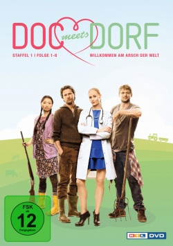 Doc meets Dorf – Staffel 1 - DVD