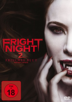 Fright Night 2 – Frisches Blut - DVD