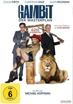 Gambit – Der Masterplan – DVD