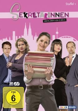 Sekretärinnen – Überlegen von 9 bis 5 Staffel 1 - DVD