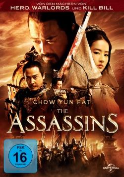 The Assassins – DVD