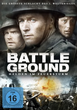 Battleground – Helden im Feuersturm - DVD