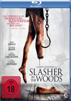 Slasher in the Woods – Blu-Ray