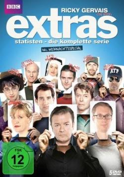 Extras – Statisten – Die komplette Serie – DVD