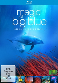 Magic of Big Blue – Geheimnisse der Ozeane – Blu-ray