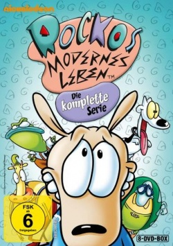 Rockos modernes Leben – Die komplette Serie - DVD