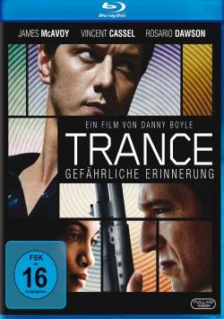 Trance – Gefährliche Erinnerung – Blu-ray