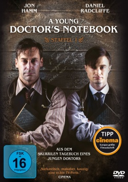 A Young Doctor`s Notebook – Staffel 1 – DVD