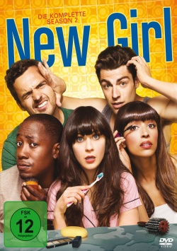 New Girl – Staffel 2 – DVD