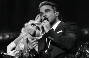 Robbie Williams: One Night at the Palladium – DVD