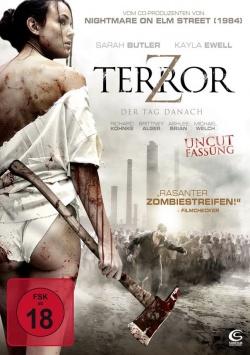Terror Z – Der Tag danach – DVD