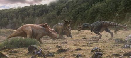 Dinosaurier 3D – Im Reich der Giganten