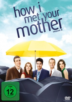 How I met your Mother – Staffel 8 - DVD