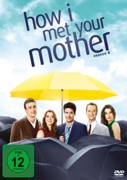 How I met your Mother – Staffel 8 - DVD