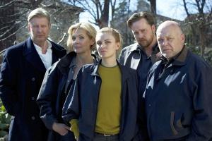 Sebastian Bergman – Spuren des Todes I - DVD