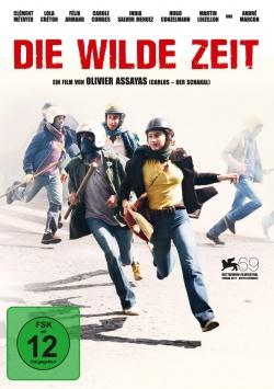 Die wilde Zeit – DVD