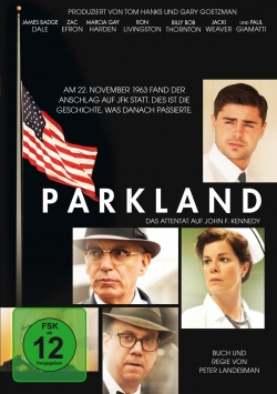 Parkland – Das Attentat auf John F. Kennedy – DVD