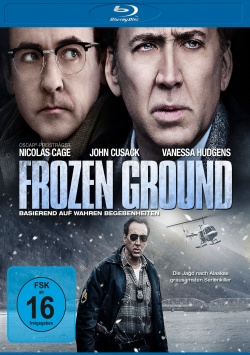 Frozen Ground – Blu-ray