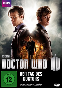 Doctor Who – Der Tag des Doktors – DVD