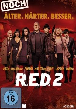 R.E.D. 2 – DVD