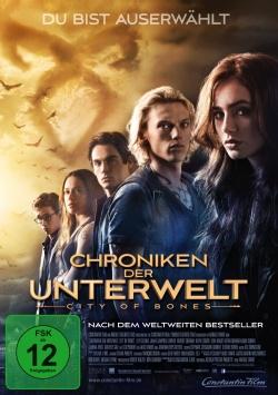 Chroniken der Unterwelt – City of Bones – DVD