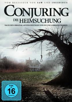 Conjuring – Die Heimsuchung – DVD