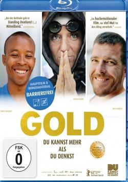 GOLD – Du kannst mehr als du denkst – Blu-ray