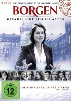 Borgen – Gefährliche Seilschaften  Staffel 3 - DVD