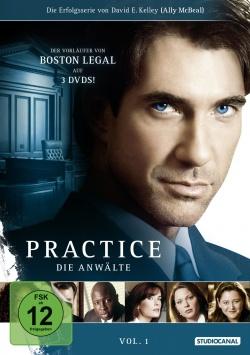 Practice – Die Anwälte Vol. 1 - DVD