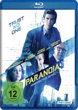 Paranoia – Riskantes Spiel - Blu-ray