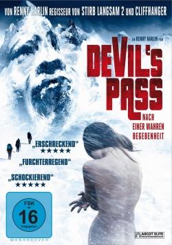 Devil`s Pass - DVD