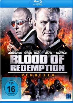 Blood of Redemption- Vendetta – Blu-ray