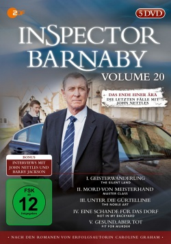 Inspector Barnaby Volume 20 - DVD