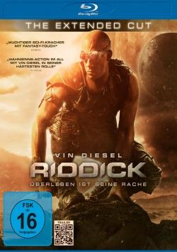 Riddick – Extendet Cut – Blu-ray