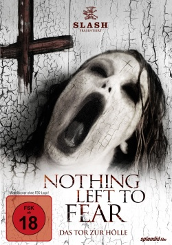 Nothing left to fear - DVD