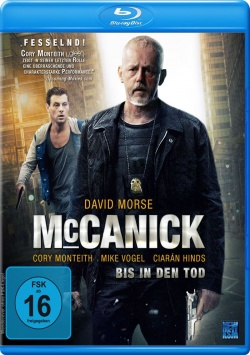 McCanick – Bis in den Tod – Blu-ray