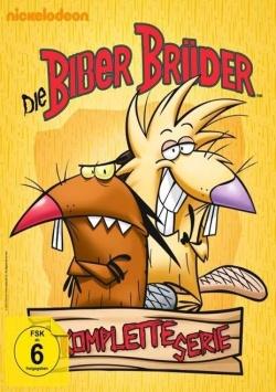 Die Biber Brüder – Die komplette Serie - DVD