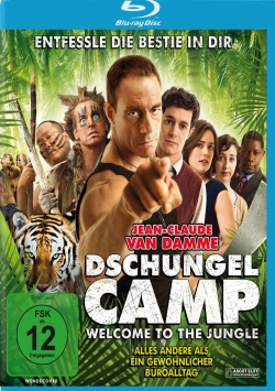 Dschungelcamp – Welcome to the Jungle – Blu-ray