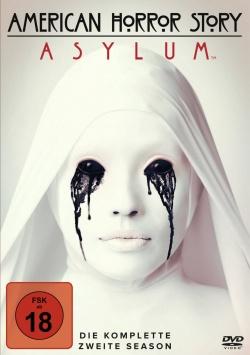 American Horror Story – Asylum DVD