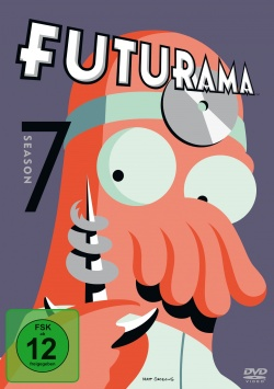 Futurama – Season 7 - DVD