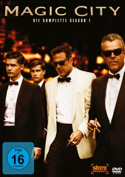 Magic City Staffel 1 - DVD